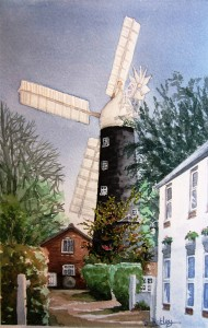 Skidby Windmill Wedding