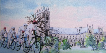 beverley minster and cycle race